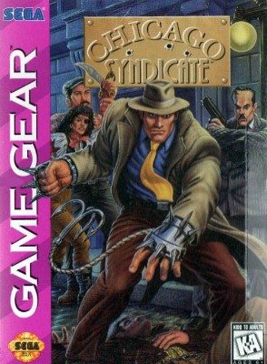 Chicago Syndicate Cover Art