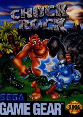Chuck Rock Cover Art