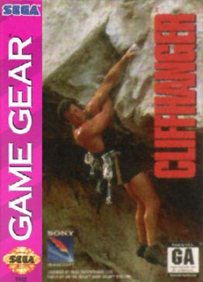 Cliffhanger Cover Art