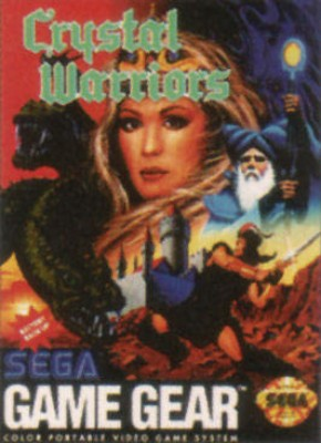 Crystal Warriors Cover Art