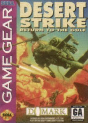 Desert Strike: Return to the Gulf Cover Art