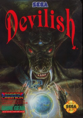 Devilish Cover Art