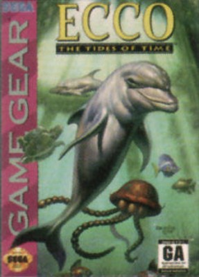 Ecco: The Tides of Time Cover Art