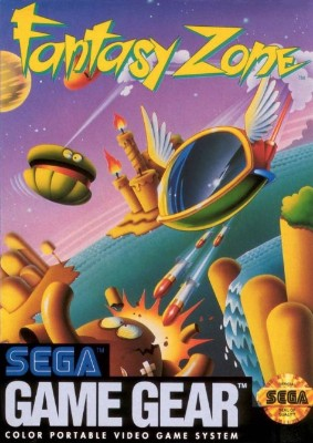 Fantasy Zone Cover Art