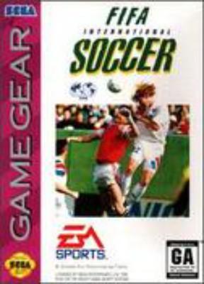 FIFA International Soccer Cover Art