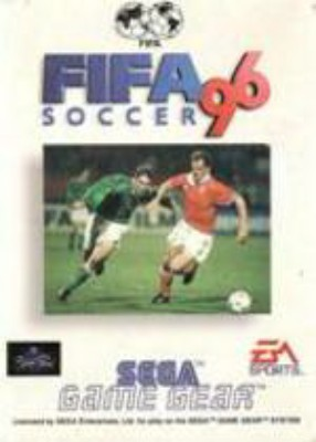 FIFA Soccer 96 Cover Art