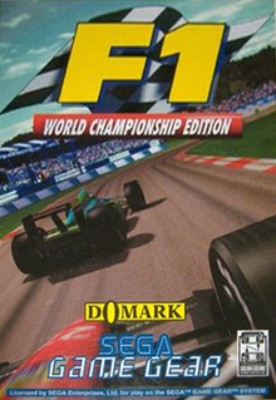 Formula One Cover Art