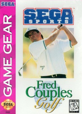Fred Couples Golf Cover Art