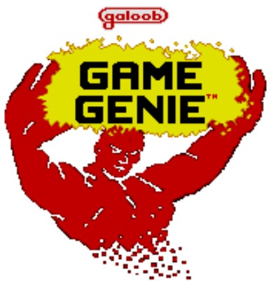 Game Genie Cover Art