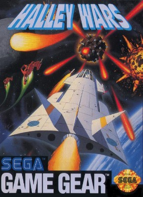 Halley Wars Cover Art