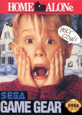 Home Alone Cover Art
