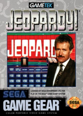 Jeopardy 25th Anniversary Cover Art