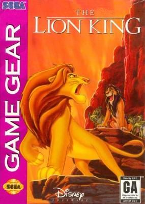 Lion King Cover Art