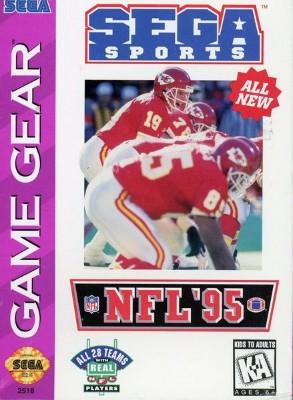 NFL 95 Cover Art