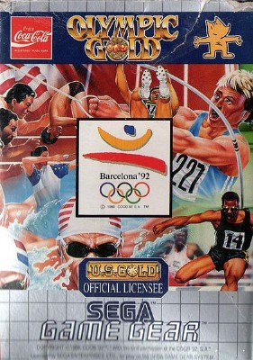 Olympic Gold Cover Art