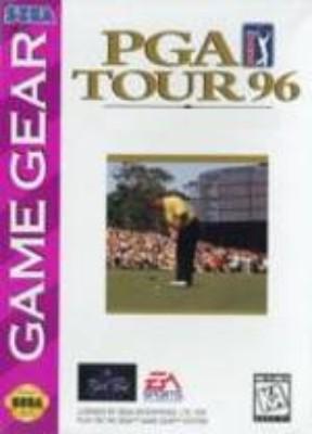 PGA Tour 96 Cover Art
