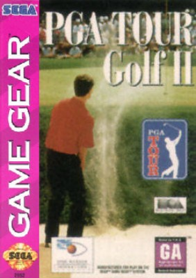 PGA Tour Golf II Cover Art