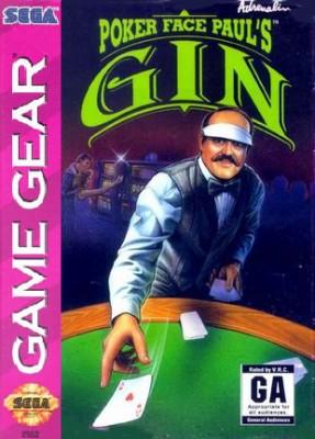 Poker Face Paul's Gin Cover Art