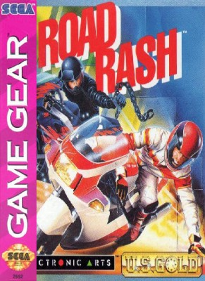 Road Rash Cover Art
