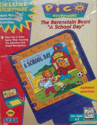 The Berenstain Bears: A School Day Cover Art