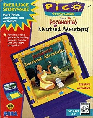 Disney's Pocahontas Riverbend Adventure Cover Art