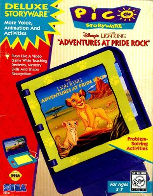 Disney's The Lion King: Adventures at Pride Rock