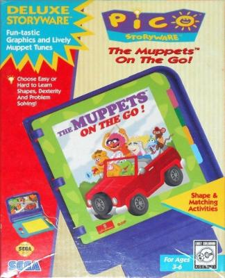 Muppets on the Go Cover Art