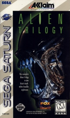Alien Trilogy Cover Art