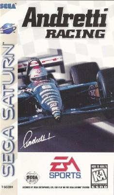 Andretti Racing Cover Art
