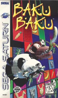 Baku Baku Cover Art