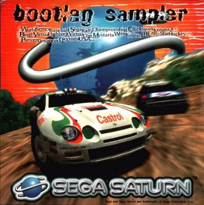 Bootleg Sampler Cover Art