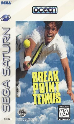 Break Point Tennis Cover Art