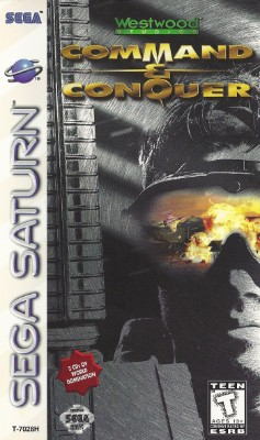 Command and Conquer Cover Art