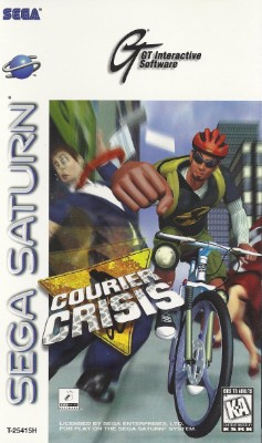 Courier Crisis Cover Art