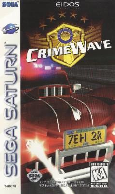 CrimeWave Cover Art