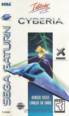 Cyberia Cover Art