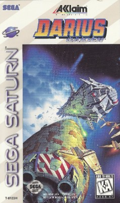 Darius Gaiden Cover Art
