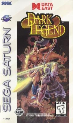 Dark Legend Cover Art