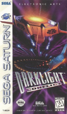Darklight Conflict Cover Art