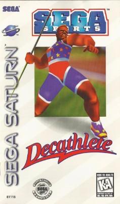 DecAthlete Cover Art