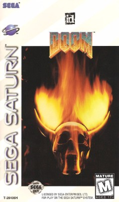 Doom Cover Art
