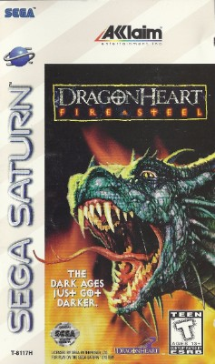 DragonHeart: Fire & Steel Cover Art