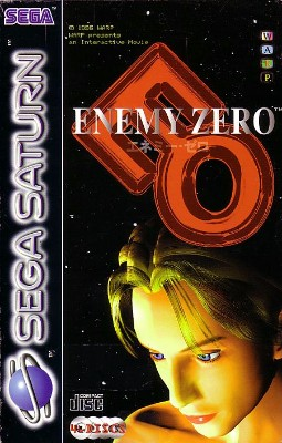Enemy Zero Cover Art