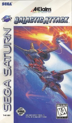 Galactic Attack Cover Art