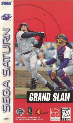 Grand Slam Cover Art