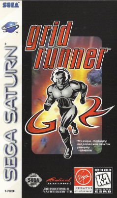 Grid Runner Cover Art