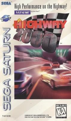 Highway 2000 Cover Art