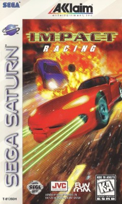 Impact Racing Cover Art