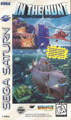 In the Hunt Cover Art