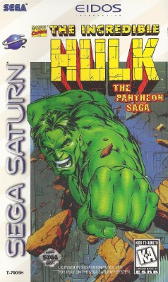 Incredible Hulk: The Pantheon Saga Cover Art